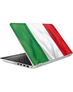 Italy Flag HP Pavilion Skin