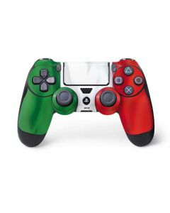Italy Flag PS4 Controller Skin
