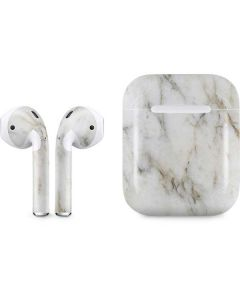 Ivory Taupe Apple AirPods Skin