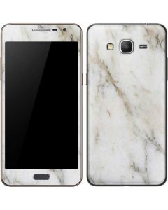 Ivory Taupe Galaxy Grand Prime Skin