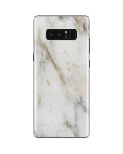 Ivory Taupe Galaxy Note 8 Skin