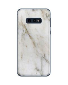 Ivory Taupe Galaxy S10e Skin
