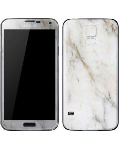 Ivory Taupe Galaxy S5 Skin