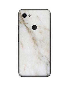 Ivory Taupe Google Pixel 3a Skin