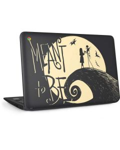 Jack and Sally Meant to Be HP Chromebook Skin