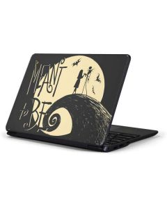Jack and Sally Meant to Be Samsung Chromebook Skin