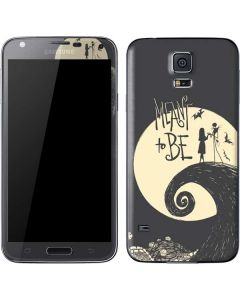 Jack and Sally Meant to Be Galaxy S5 Skin