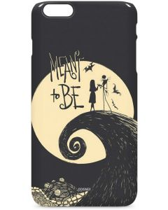 Jack and Sally Meant to Be iPhone 6/6s Plus Lite Case