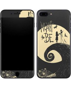 Jack and Sally Meant to Be iPhone 8 Plus Skin