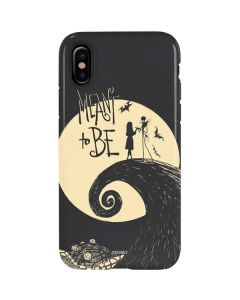 Jack and Sally Meant to Be iPhone XS Max Pro Case