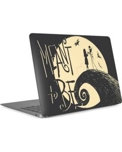 Jack and Sally Meant to Be Apple MacBook Air Skin