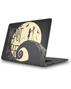 Jack and Sally Meant to Be Apple MacBook Pro Skin