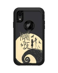 Jack and Sally Meant to Be Otterbox Defender iPhone Skin