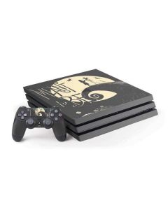 Jack and Sally Meant to Be PS4 Pro Bundle Skin