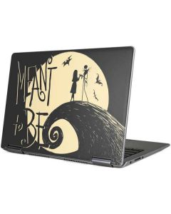 Jack and Sally Meant to Be Yoga 710 14in Skin