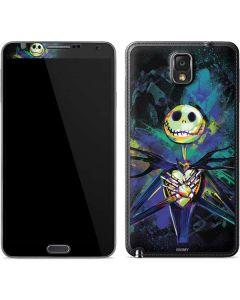 Jack Skellington Galaxy Note 3 Skin