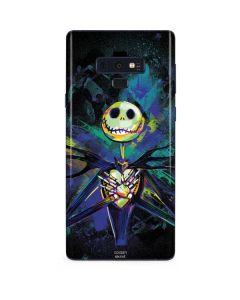 Jack Skellington Galaxy Note 9 Skin