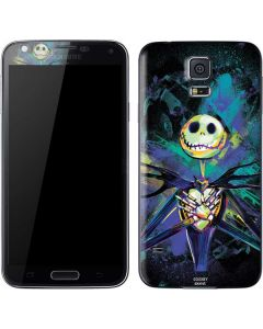 Jack Skellington Galaxy S5 Skin