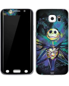 Jack Skellington Galaxy S6 Edge Skin