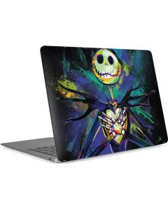 Jack Skellington Apple MacBook Air Skin