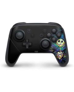 Jack Skellington Nintendo Switch Pro Controller Skin