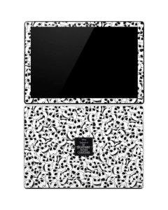 Jack Skellington Pattern Surface Pro 4 Skin