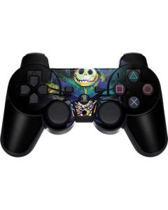 Jack Skellington PS3 Dual Shock wireless controller Skin