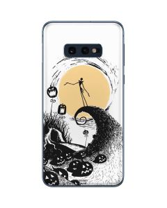 Jack Skellington Pumpkin King Galaxy S10e Skin