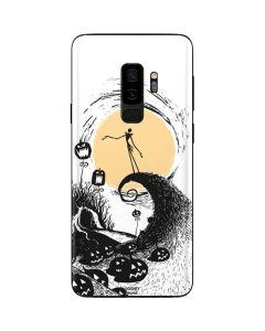 Jack Skellington Pumpkin King Galaxy S9 Plus Skin