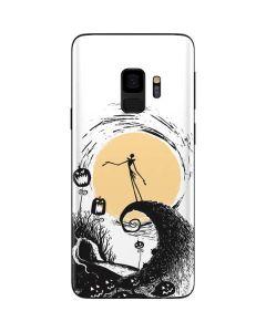 Jack Skellington Pumpkin King Galaxy S9 Skin