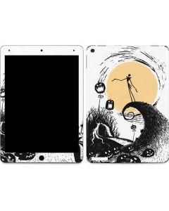 Jack Skellington Pumpkin King Apple iPad Air Skin