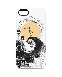 Jack Skellington Pumpkin King iPhone 5/5s/SE Pro Case