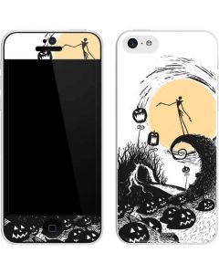 Jack Skellington Pumpkin King iPhone 5c Skin