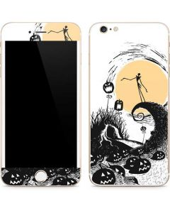 Jack Skellington Pumpkin King iPhone 6/6s Plus Skin