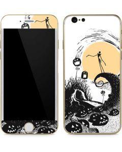 Jack Skellington Pumpkin King iPhone 6/6s Skin
