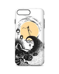 Jack Skellington Pumpkin King iPhone 7 Plus Pro Case