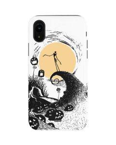 Jack Skellington Pumpkin King iPhone XR Pro Case