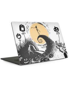 Jack Skellington Pumpkin King Apple MacBook Pro 15-inch Skin