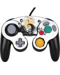 Jack Skellington Pumpkin King Nintendo GameCube Controller Skin