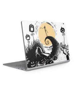Jack Skellington Pumpkin King Surface Book 2 15in Skin