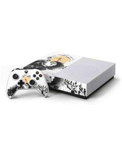 Jack Skellington Pumpkin King Xbox One S All-Digital Edition Bundle Skin