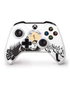 Jack Skellington Pumpkin King Xbox One S Controller Skin