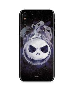 Jack Skellington Space iPhone XS Max Skin