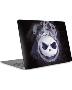 Jack Skellington Space Apple MacBook Air Skin
