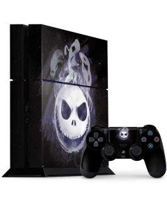 Jack Skellington Space PS4 Console and Controller Bundle Skin
