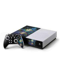 Jack Skellington Xbox One S All-Digital Edition Bundle Skin
