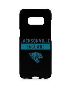 Jacksonville Jaguars Black Performance Series Galaxy S8 Plus Lite Case