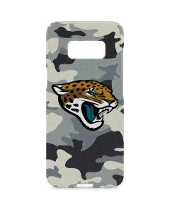 Jacksonville Jaguars Camo Galaxy S8 Plus Lite Case