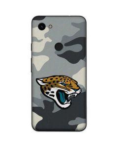 Jacksonville Jaguars Camo Google Pixel 3a Skin