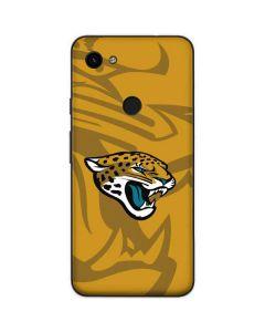 Jacksonville Jaguars Double Vision Google Pixel 3a Skin